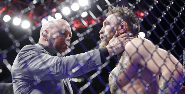 МакГрегор позвонил президенту UFC и попросил устроить реванш с Нурмагомедовым
