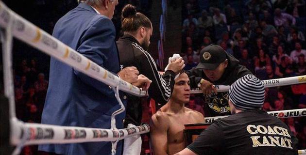 Казахстанского нокаутера Джукембаева отстранили от боев после первого нокдауна в карьере