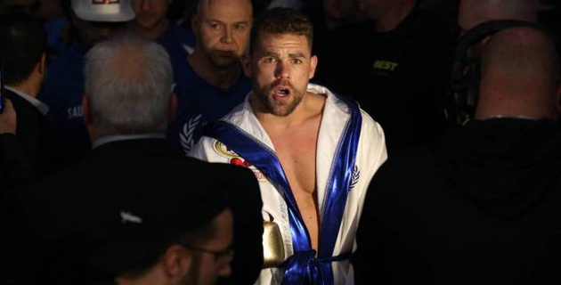 WBO придумала наказание Сондерсу после потери титула чемпиона мира в весе Головкина