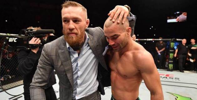 Спарринг-партнер МакГрегора попросил главу UFC не отменять его бой с бойцом из команды Нурмагомедова