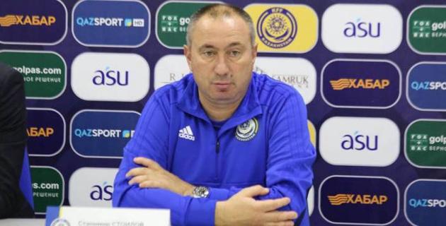 Стойлов рассказал о подготовке сборной Казахстана к матчу с Латвией и новой задаче в Лиге наций