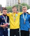 """Это """"золото"""" - мое главное спортивное достижение - победитель юношеских ОИ Бахраддин"""