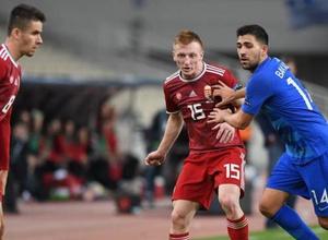 """Легионер """"Астаны"""" отметился ассистом в матче Лиги наций с шестью голами"""