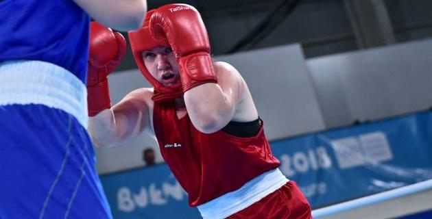 Чемпионка мира по боксу принесла Казахстану восьмую медаль на юношеской Олимпиаде-2018