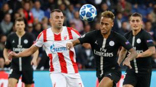 УЕФА оштрафовал ПСЖ по итогам домашнего матча Лиги чемпионов