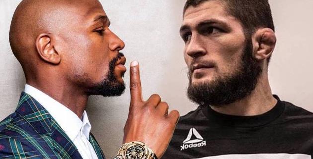 В UFC оценили вероятность боя между  Нурмагомедовым и Мейвезером