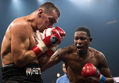 Дортикос вышел в полуфинал Всемирной боксерской суперсерии