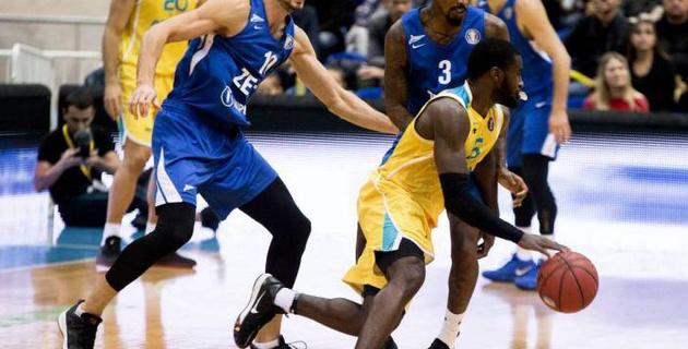 """Баскетболисты """"Астаны"""" отыграли 19 очков и одержали вторую подряд победу в Единой лиге ВТБ"""