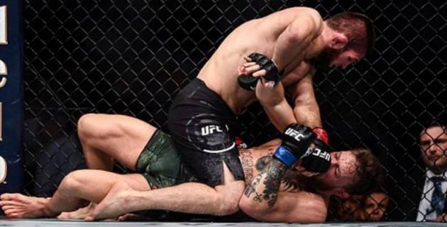 Президент UFC похвалил борцовские навыки МакГрегора и назвал переломный момент боя с Нурмагомедовым