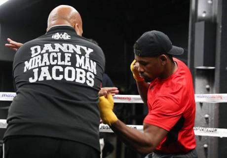 Дэниэл Джейкобс. Фото: boxingscene.com