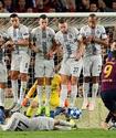 """Футболист """"Интера"""" впечатлил Месси своим поступком во время матча Лиги чемпионов"""