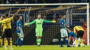 """Экс-соперник """"Астаны"""" по группе Лиги чемпионов впервые проиграл с разницей в четыре мяча"""