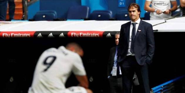 """В """"Реале"""" заступились за главного тренера и назвали виновных в неудачах клуба"""
