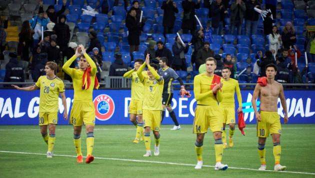 Казахстан поднялся всего на одну позицию в рейтинге ФИФА после разгрома над Андоррой