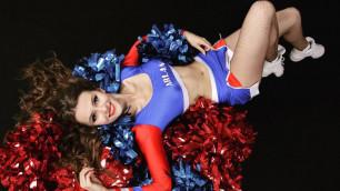 """Черлидерша из хоккейного клуба """"Арлан"""" стала победительницей конкурса """"Мисс Кокшетау"""""""