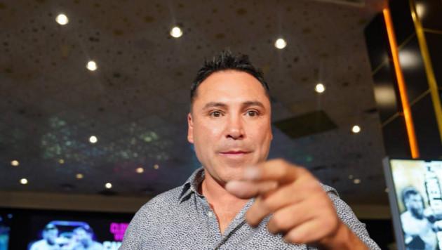 Де Ла Хойя назвал потенциальных соперников Альвареса для боя весной 2019 года