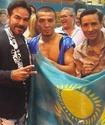 Казахстанский боксер прокомментировал бой в США против колумбийца с девятью досрочными победами