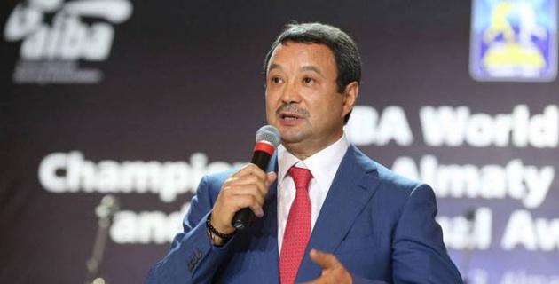 Промоутер назвал преимущества призера Олимпиады из Казахстана в выборах президента AIBA