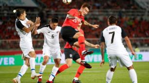 Южнокорейского футболиста выгнали из сборной за уклонение от армии