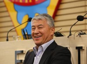 """Боранбаев объяснил 14 лет """"Кайрата"""" без """"золота"""" и ответил на предложение взять Кокорина и Мамаева"""