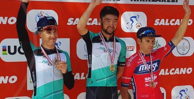 """""""Они шли к этому несколько лет"""". Менеджер """"Астана Сити"""" - об итогах сезона, конкуренции и будущем казахстанского велоспорта"""