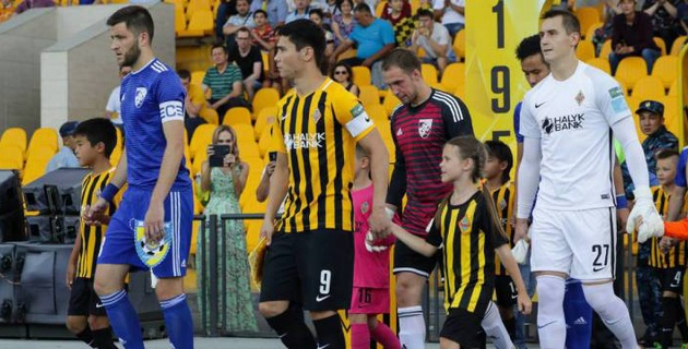Меня удивил уровень казахстанских футболистов, а Исламхан мог бы играть в бундеслиге - легионер КПЛ