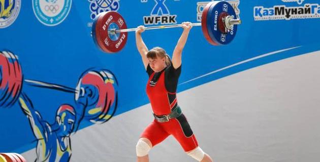 Казахстанка заняла второе место в группе B на чемпионате мира-2018 по тяжелой атлетике