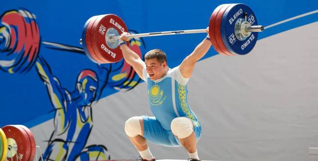 Казахстанский тяжелоатлет Рустем Сыбай остался без медали ЧМ-2018