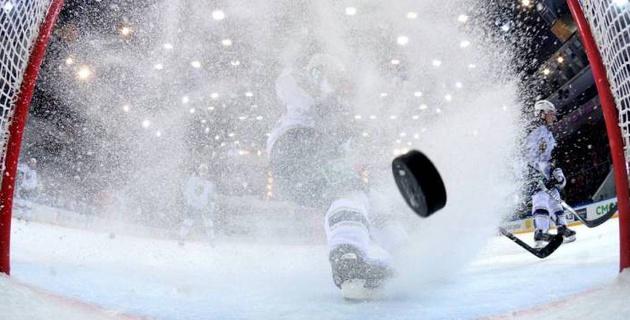 Сборная Казахстана по хоккею стартовала на Евровызове с победы над соперником по чемпионату мира