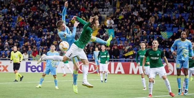 """Решение задачи. При каком раскладе """"Астана"""" сможет оформить выход в плей-офф уже в следующем туре ЛЕ"""