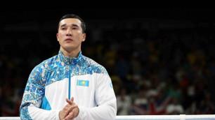 Двукратный призер ОИ по боксу из Казахстана объявил о завершении карьеры