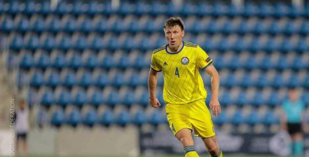 Сборная Казахстана понесла потерю перед матчами Лиги наций