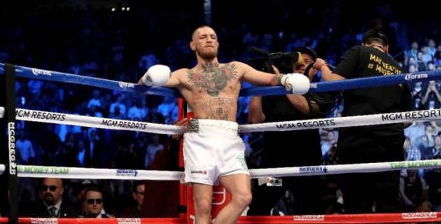 МакГрегору посоветовали больше не боксировать и вообще завязать с ММА