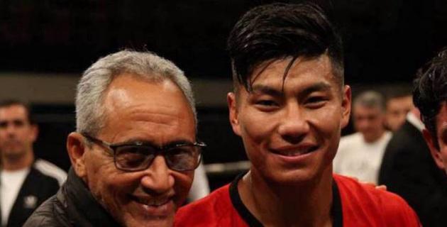 Призер молодежного чемпионата мира из Казахстана узнал дату второго боя в Великобритании