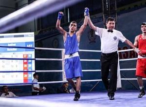 Без нокаутов. На чемпионате Казахстана по боксу определились четвертьфиналисты в двух весах