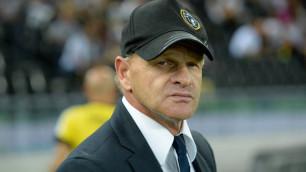 Тренера клуба итальянской Серии А дисквалифицировали за богохульство