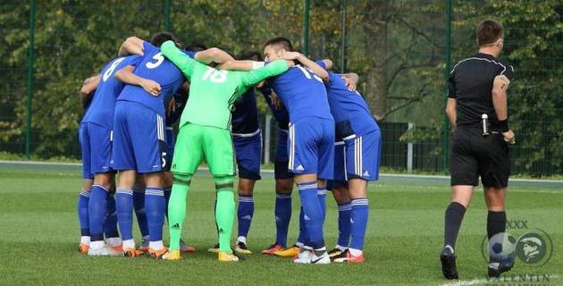 Юношеская сборная Казахстана упустила победу над Сербией в матче отбора на Евро