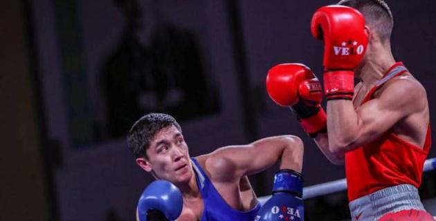 Молодой боксер объяснил свою сенсационную победу над чемпионом Азиады на первенстве Казахстана