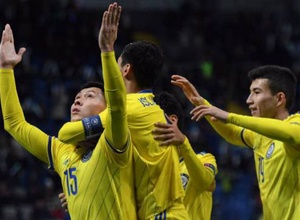 Букмекеры назвали наиболее вероятный счет в матче Казахстана и Латвии в Лиге наций