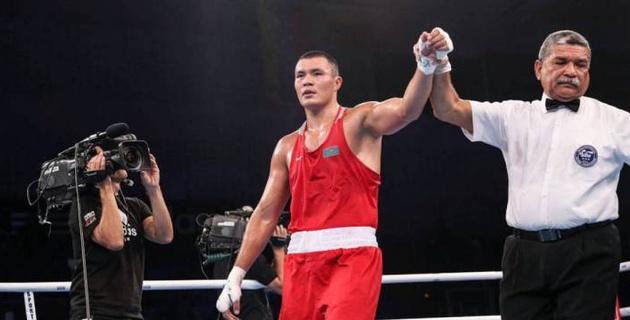 Серебряный призер ЧМ Кункабаев стартовал с победы, а действующий чемпион Казахстана проиграл на ЧРК