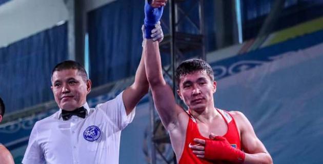 Чемпион мира Кайрат Ералиев обеспечил себе медаль первенства Казахстана
