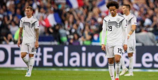 Победа Голландии над Францией отправила Германию на понижение в Лиге наций