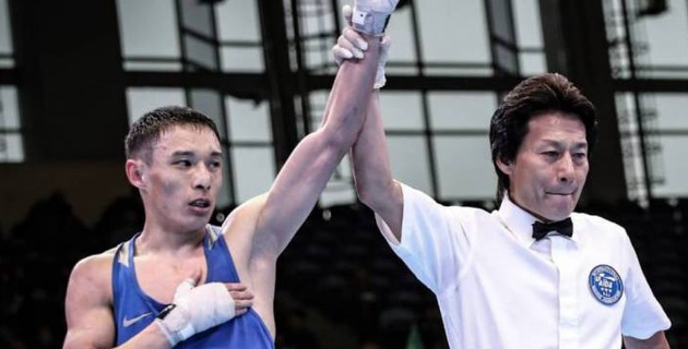 30-летний боксер в шестой раз подряд вышел в финал чемпионата Казахстана