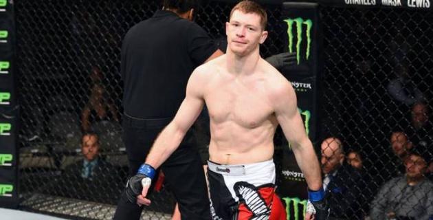 Казахский боец дебютный бой в UFC проведет в декабре с обидчиком МакГрегора
