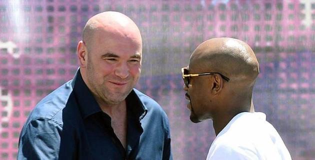 Президент UFC предложил Мейвезеру 150 миллионов и озвучил правила боя с Нурмагомедовым