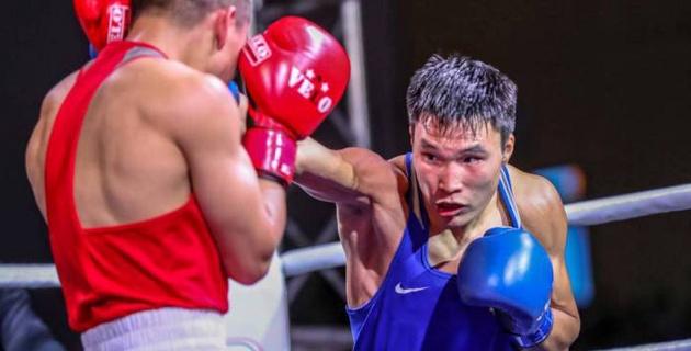 Боксер, вышедший в финал после пересмотра зарубежного жюри, выиграл чемпионат Казахстана