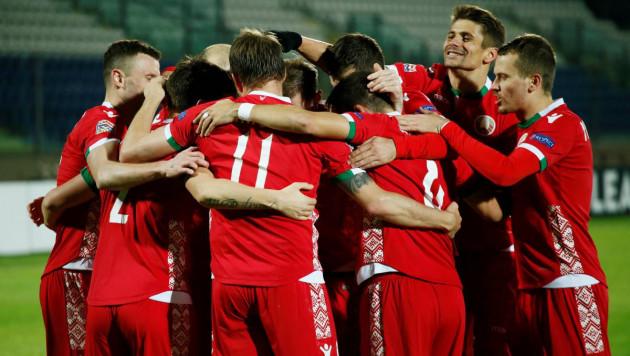 """Легионеры """"Астаны"""" и """"Кайрата"""" помогли своей сборной выиграть группу Лиги наций"""