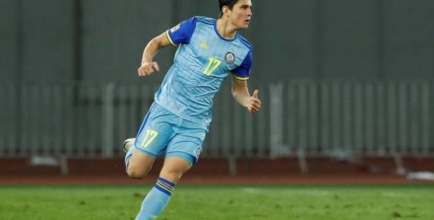 Видео гола сборной Казахстана и обзор последнего матча в Лиге наций