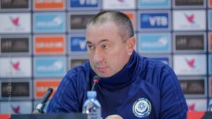 Стойлов назвал причины поражения в последнем матче Лиги наций и рассказал о проблемах в сборной