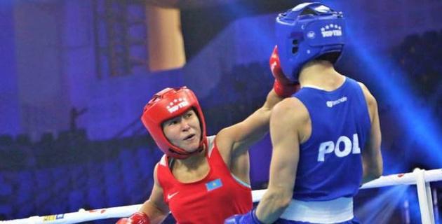 Казахстан гарантировал себе вторую медаль и лишился действующей чемпионки мира на женском ЧМ-2018